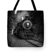 Whistle Through The Forest Tote Bag