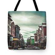 Winter Morning - Park City, Utah Tote Bag