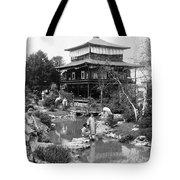 Worlds Fair Tea House Tote Bag