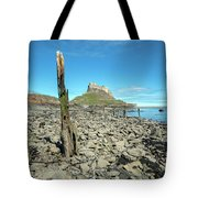 Holy Island Of Lindisfarne - England Tote Bag