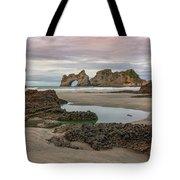 Wharariki Beach - New Zealand Tote Bag