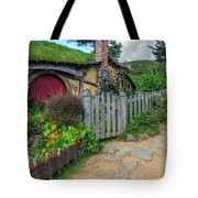 Hobbiton - New Zealand Tote Bag