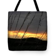 Photograph Of A Sunset Tote Bag