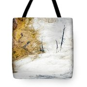 1474 Scorched Earth Tote Bag