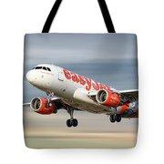 Easyjet Airbus A319-111 Tote Bag