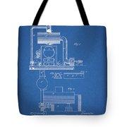 1885 Furnace Patent Tote Bag