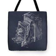 1887 Blair Photographic Camera Blackboard Patent Print Tote Bag