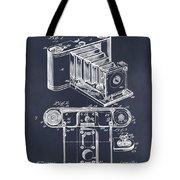 1899 Photographic Camera Patent Print Blackboard Tote Bag