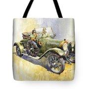 1916 Praga Mignon Tote Bag