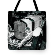 1920's Mercedes Benz Convertible Tote Bag