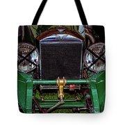 1930's Invicta Roadster In Colour Tote Bag