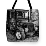 1925 Ford Model T Delivery Truck Hot Rod Tote Bag