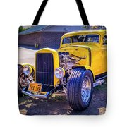 1931 Ford Model A 5 Window Coupe Tote Bag