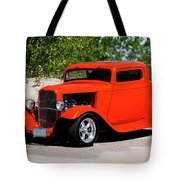 1932 Ford 3 Window Coupe  Tote Bag
