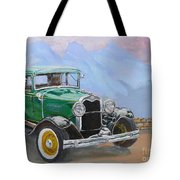 1932 Ford Model A  Tote Bag