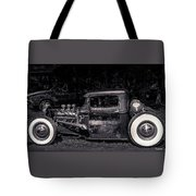 1934 Ford Pickup Hot Rod Tote Bag