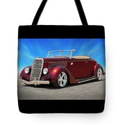 1935 Ford Roadster Tote Bag