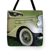 1935 Pierce Arrow Tote Bag