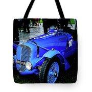 1936 Delahaye 135 Tote Bag