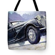 1938 Horch 855 Special Roadster Tote Bag