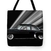 1950 Chevrolet Custom Deluxe Coupe Tote Bag
