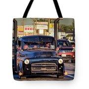 1951 Dodge Fargo Tractor Truck Tote Bag