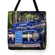 1951 Mercury Pickup Truck Tote Bag