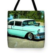 1956 Chevrolet Custom Model 2010  Tote Bag