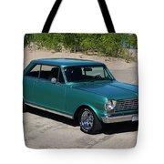 1963 Chevrolet Nova Ss Tote Bag