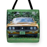 1970 Ford Torino Gt Tote Bag
