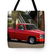 1983 Chevrolet C10 Lrhh Pickup I Tote Bag
