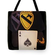 1st. Cavalry Tote Bag