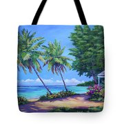 At The Island's End Tote Bag