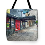 Austin Continental Club  Tote Bag