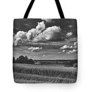 Beautiful Iowa Farm Scene Tote Bag