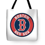 Boston Red Sox Tote Bag