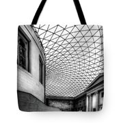 British Museum Tote Bag by Adrian Evans
