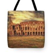 Colosseo, Rome Tote Bag