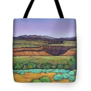 Desert Gorge Tote Bag