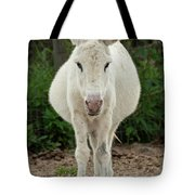 Donkey Tote Bag by Michael D Miller