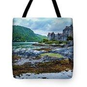 Eilean Donan Castle Tote Bag