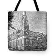 First Baptist Church Columbia Tote Bag