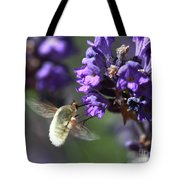 Fly Bee Tote Bag
