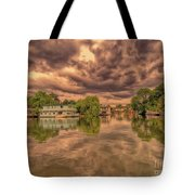 Further Down The River Tote Bag