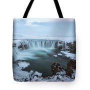 Godafoss - Iceland Tote Bag