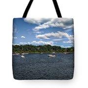 Greenwich Bay Tote Bag