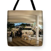 Helsinki Central Library Tote Bag