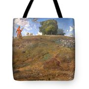 In The Auvergne Tote Bag