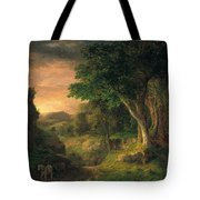 In The Berkshires  Tote Bag