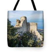 Kantara Castle, Cyprus Tote Bag